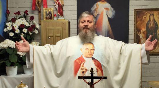 La Santa Messa in diretta-21.04.2020