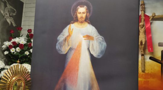 Co powiedział Jezus Faustynie o Niedzieli Miłosierdzia Bożego? (19.04.2020)