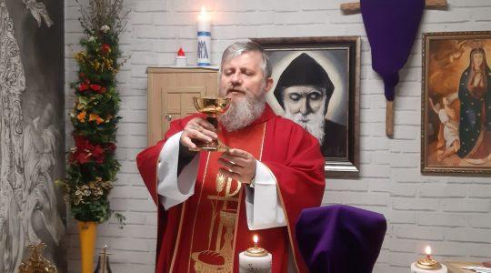 Domenica delle Palme la Santa Messa in diretta-05.04.2020