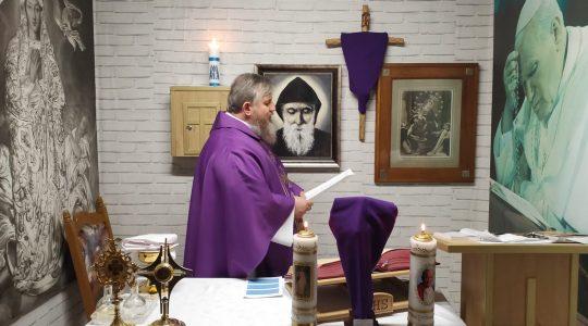 La Santa Messa in diretta-04.04.2020
