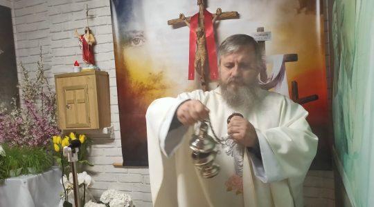 Poniedziałek Wielkanocny-transmisja z Mszy Świętej-13.04.2020