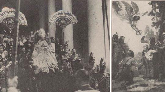 RZYM: 17 kwietnia 1938 roku – kanonizacja św. Andrzeja Boboli (†1657)