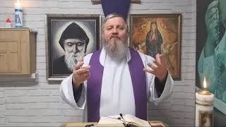 Esercizi Spirituali con padre Jarek- in diretta 06.04.2020