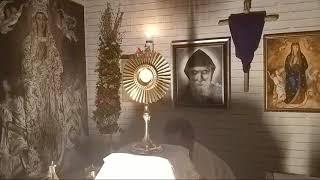 Coroncina della Divina Misericordia-Koronka do Bożego Miłosierdzia i Gorzkie Żale-transmisja 05.04.2020