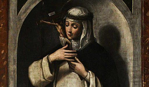 Święta Katarzyna ze Sieny, dziewica i doktor Kościoła patronka Europy (29.04.2020)