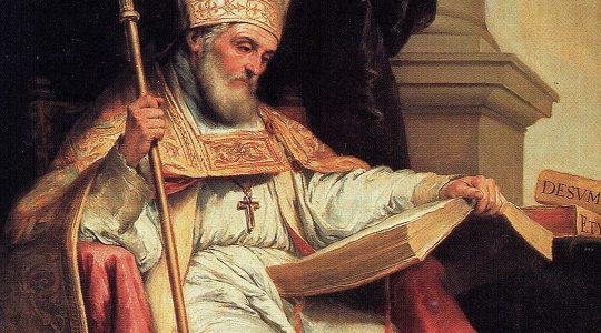 Święty Izydor z Sewilli, biskup i doktor Kościoła (04.04.2020)