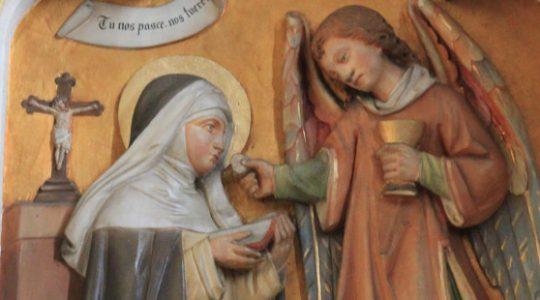 Święta Agnieszka z Montepulciano, dziewica i zakonnica (20.04.2020)
