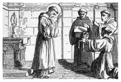 Święty Wilhelm z Paryża, opat (06.04.2020)