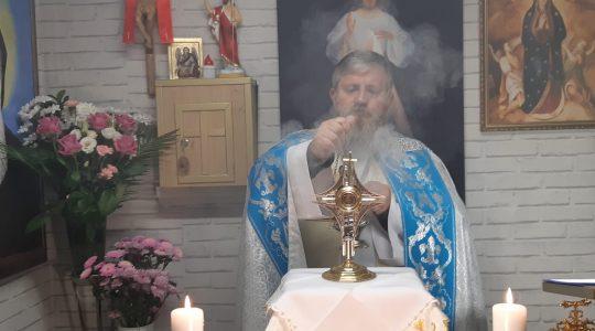 Adorazione e la preghiera dedicata alla Madonna-04.05.2020