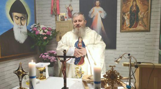Adorazione Eucaristica e Litania Loretana-06.05.2020