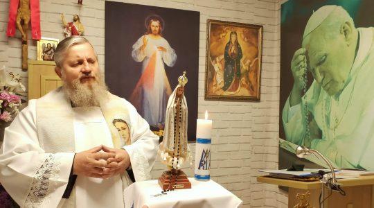 La Santa Messa in diretta-13.05.2020