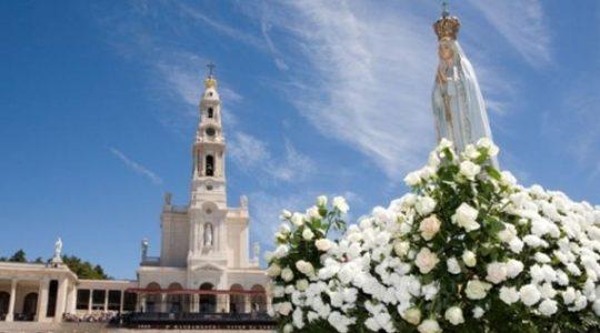 Najświętsza Maryja Panna Fatimska (13.05.2020)