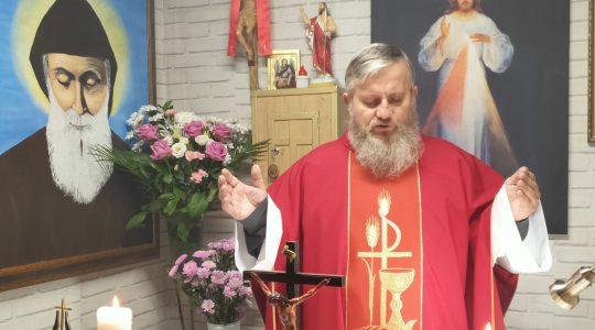 Transmisja z Mszy Świętej i Nabożeństwo Majowe-08.05.2020