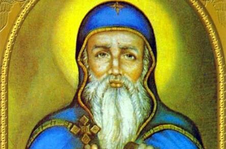 Święty Pachomiusz Starszy, pustelnik (09.05.2020)
