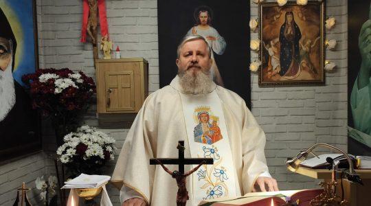 Transmisja z Mszy Świętej i Nabożeństwo Majowe-26.05.2020