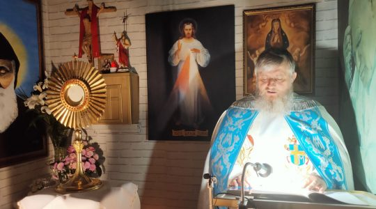 Adorazione Eucaristica e Litania Lauretana-12.05.2020