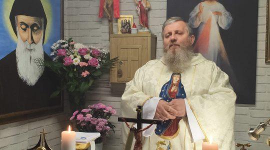 La Santa Messa in diretta-08.05.2020