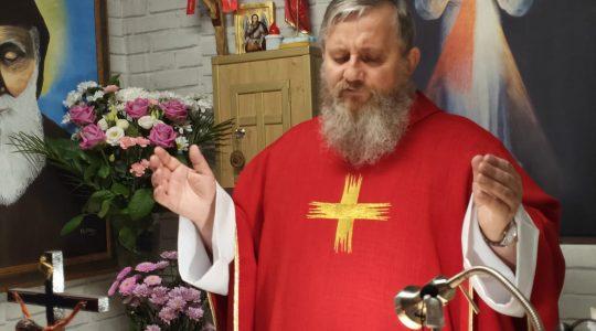 Transmisja z Mszy Świętej i Nabożeństwo Majowe-04.05.2020