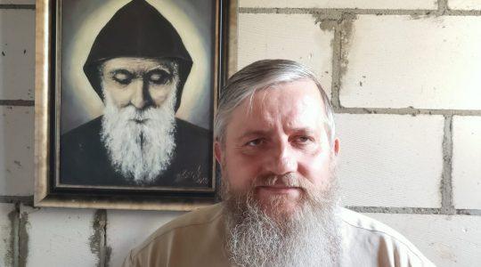 Catechesi di padre Jarek-09.05.2020