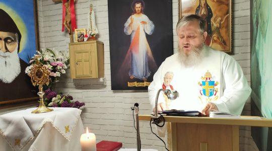 Adorazione Eucaristica e Litania Lauretana in diretta-14.05.2020