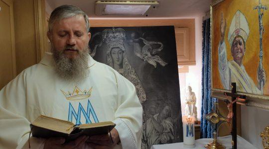 La Santa Messa in diretta-21.05.2020