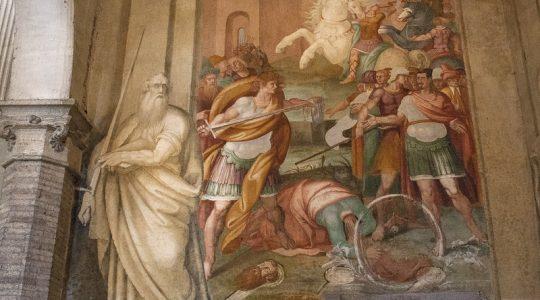Święci Nereusz i Achilles, męczennicy (12.05.2020)
