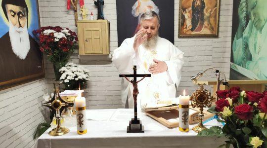 Transmisja z Mszy Świętej i Nabożeństwo Majowe-22.05.2020