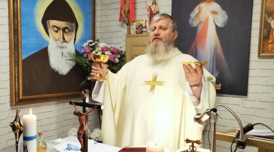 La Santa Messa in diretta-09.05.2020