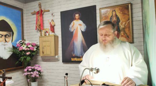 La Santa Messa in diretta-12.05.2020