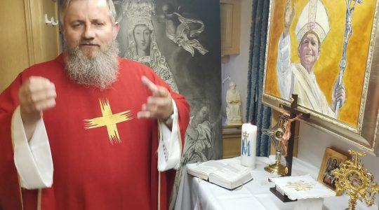 San Tomaso Aposolo-La Santa Messa in diretta-03.07.2020