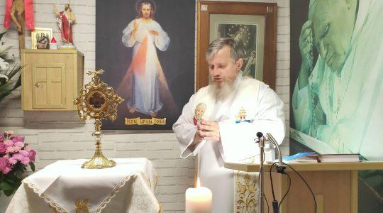 Adorazione Eucaristica e Litania Lauretana-10.05.2020