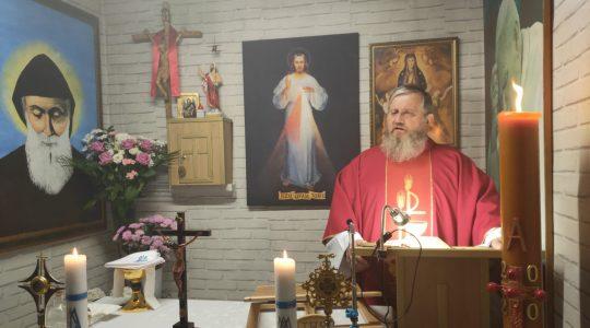 La Santa Messa in diretta-14.05.2020