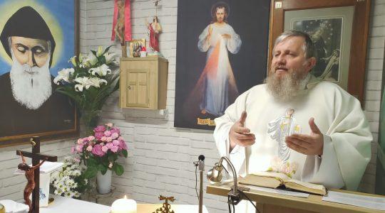 La Santa Messa in diretta-10.05.2020