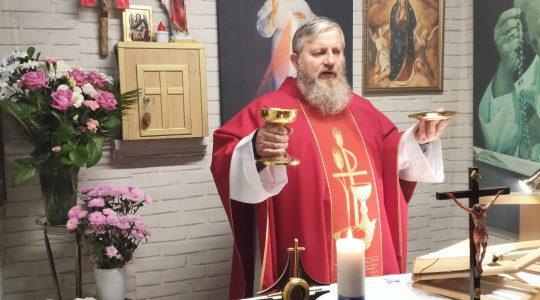 La Santa Messa in diretta-04.05.2020