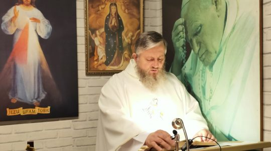 La Santa Messa in diretta-06.05.2020