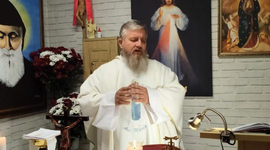 Uroczstość Wniebostąpienia Pańskiego-transmisja z Mszy Świętej i Nabożeństwo Majowe-24.05.2020