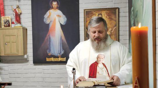 La Santa Messa in diretta-02.05.2020
