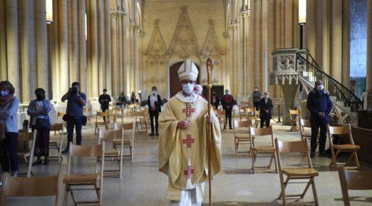 Eucharystia i pinceta (27.05.2020)