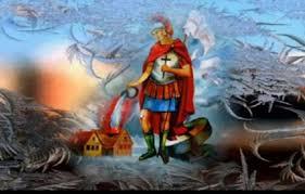 Święty Florian, żołnierz, męczennik (04.05.2020)