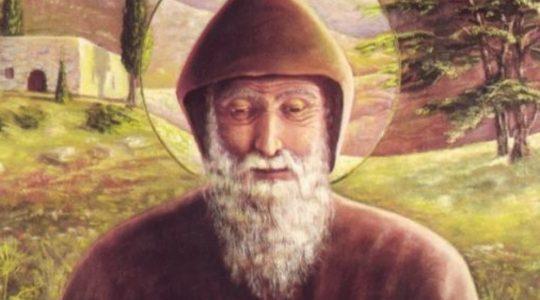 192 lata temu przyszedł na świat Youssef Makhlouf przyszły Św. Charbel (08.05.2020)