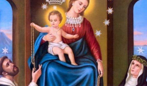 Suplika do Królowej Różańca Świętego (08.05.2020)
