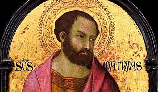Święty Maciej, Apostoł (14.05.2020)