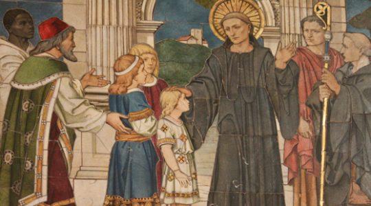 Święty Augustyn z Canterbury, biskup (27.05.2020)