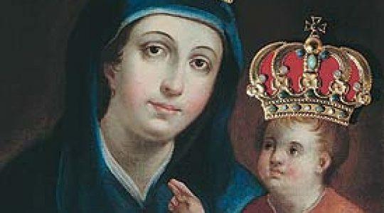 Najświętsza Maryja Panna, Matka Łaski Bożej (07.05.2020)