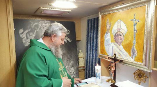 La Santa Messa in diretta-27.06.2020