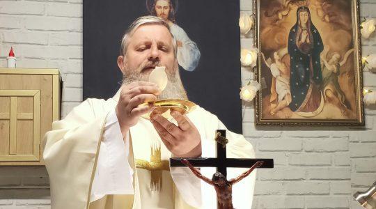 La Santa Messa in diretta-04.06.2020