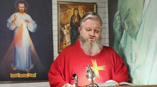 La Santa Messa in diretta-03.06.2020