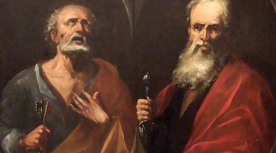 Święci Apostołowie Piotr i Paweł (29.06.2020)