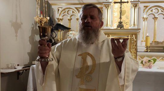 Transmisja Mszy Świętej (14.06.2020)