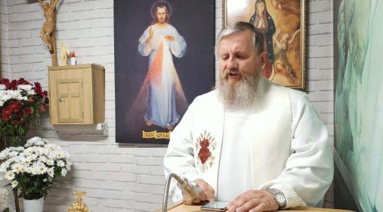 La preghiera del mattino con padre Jarek-04.06.2020
